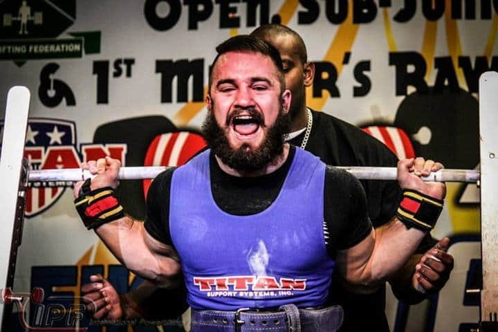 World Powerlifting Champion Brett Gibbs Training Seminar at Getstrength
