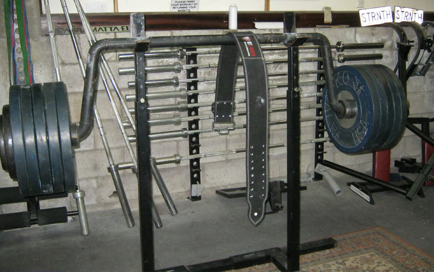 GS Giant Cambered Squat Bar Legacy