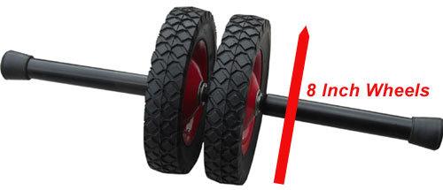 Giant Industrial Abdominal Roll Wheel