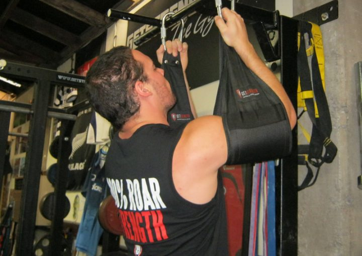 GS Extra Heavy Duty Hanging Ab Straps