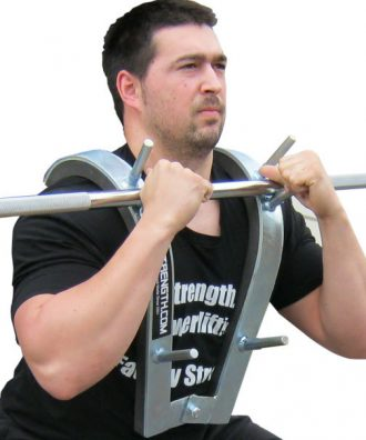 GS Front Squat and Zercher Harness - Medium