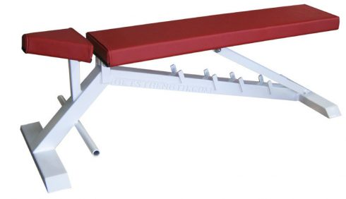 The Boss Adjustable Stand Alone Bench