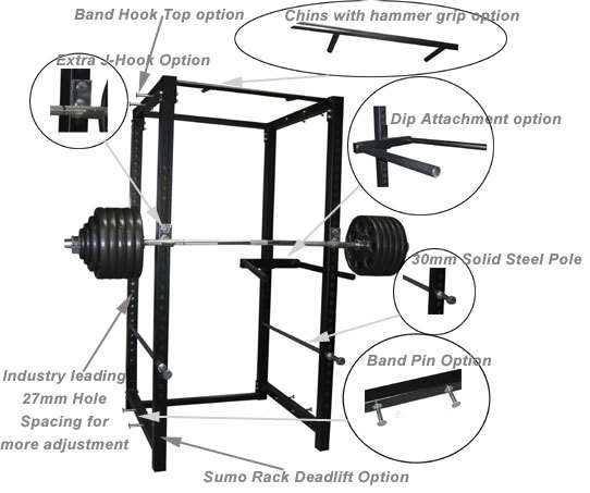 Pro 1 Power Rack