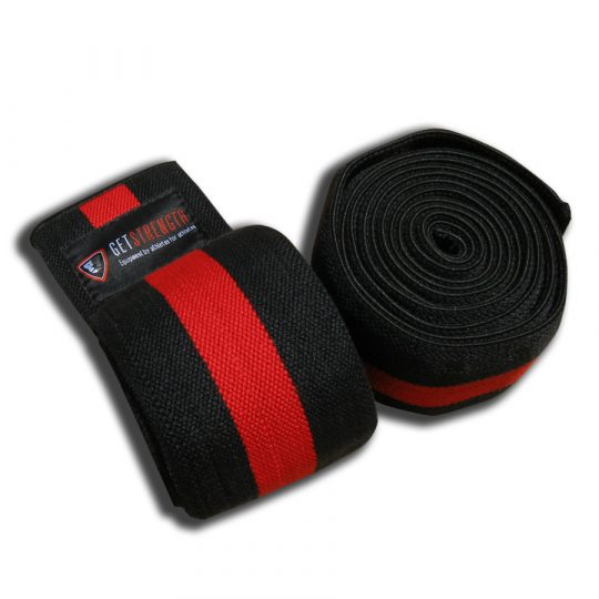 GS Heavy Duty Knee Wraps (pair)
