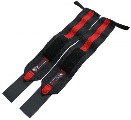GS  Heavy Duty Wrist Wraps (pair)
