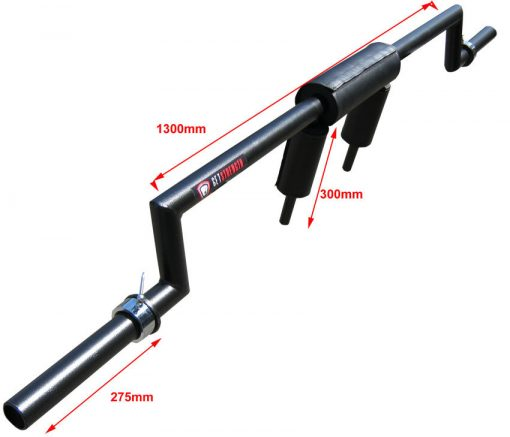 GS Safety Squat Bar
