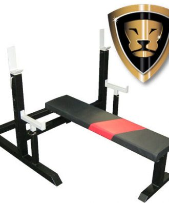 GS Brahma Powerlifting Squat/Bench Rack
