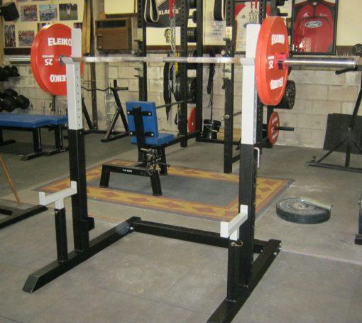 GS Brahma Powerlifting Squat/Bench Rack