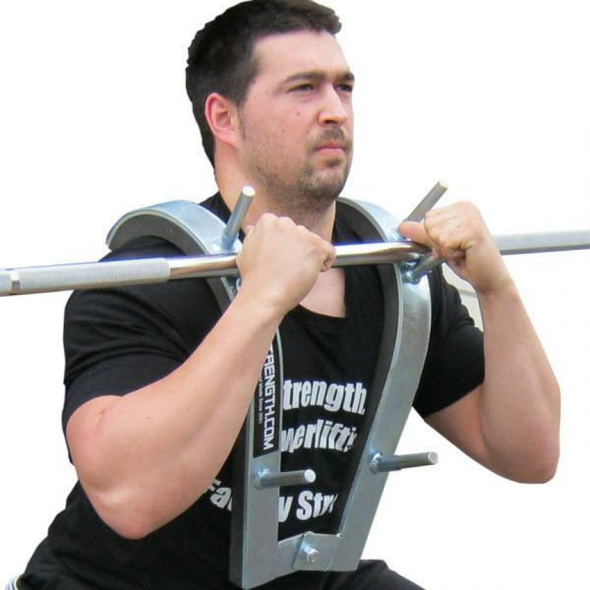 GS Front Squat and Zercher Harness - Large