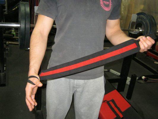 How to use Wrist Wraps