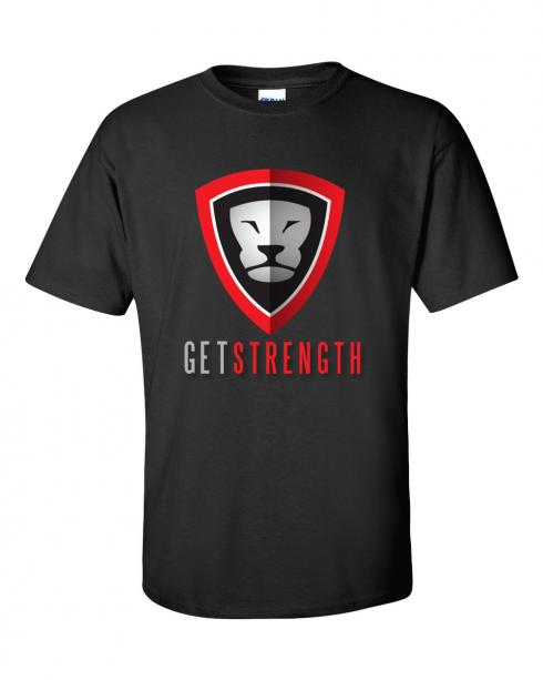 Getstrength Lightweight Short Sleeve T-Shirt