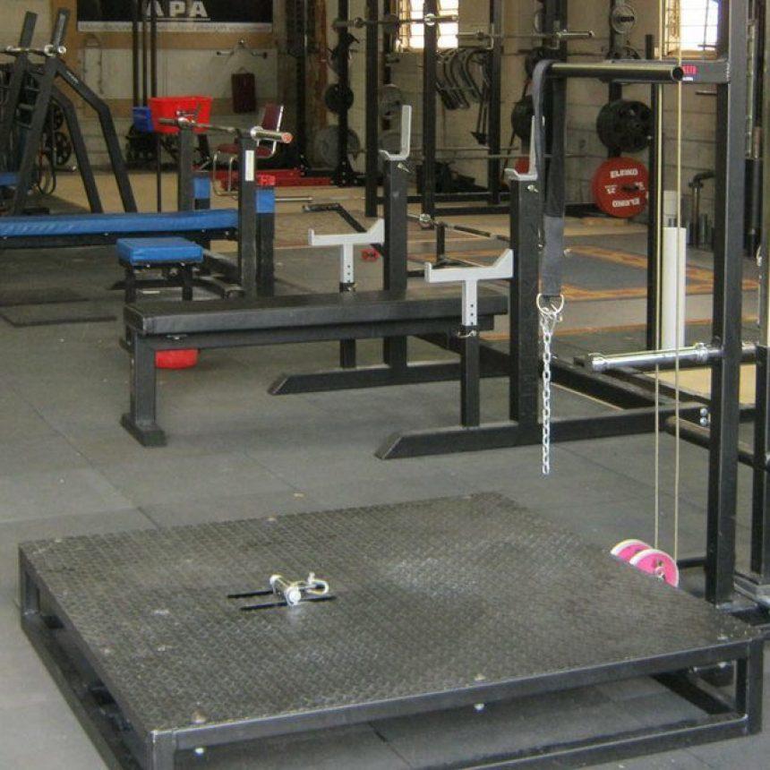 Getstrength Gym 10 Session Card