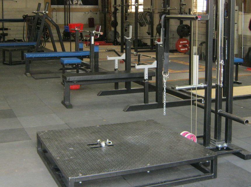 Getstrength Gym 1 Session