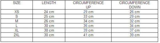 Lifter Series Heavy 7mm Knee Sleeves  - Medium