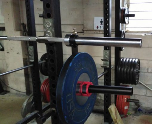 Olympic Bar to Cambered Bar Converter Orignal