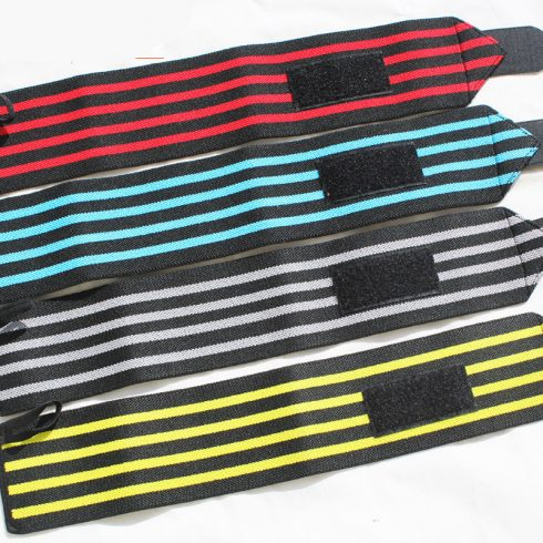 Heavy Wrist Wraps Pair (18 Inch)