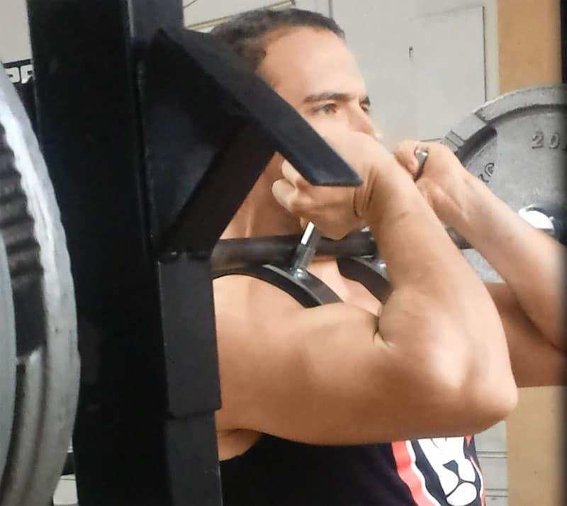 front squat harness
