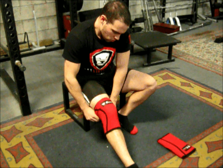 How to use Knee Sleeves
