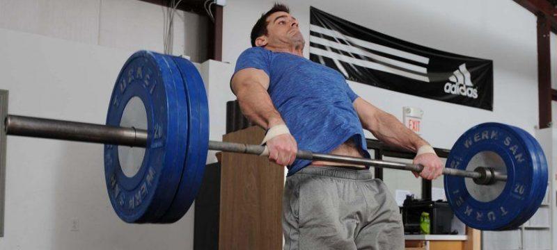 Strength & Power Continuum Training – Ashley Jones