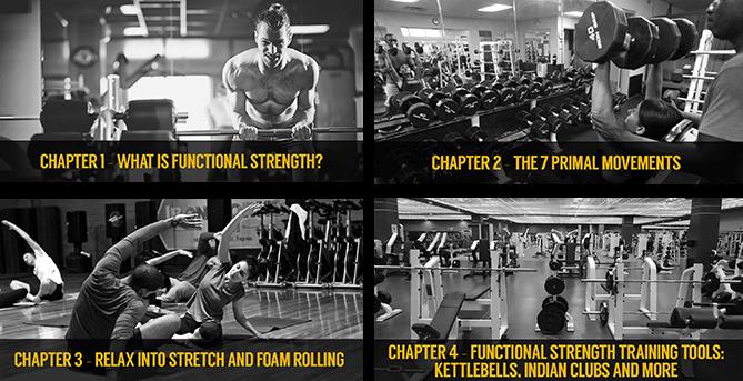 Beginner Strength Training Manual (Download FREE)