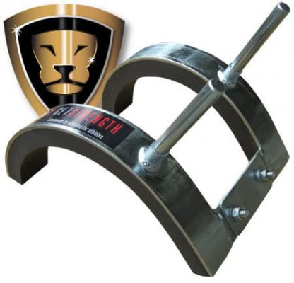 Front Squat Harness All Sport Compact – This will force you to get stronger