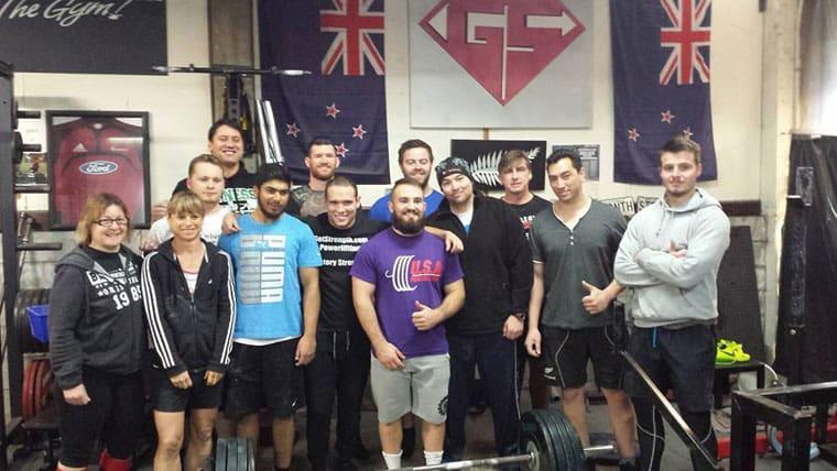 getstrength gym