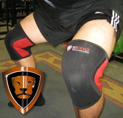 New Knee Sleeves