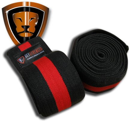 Heavy Duty Knee Wraps