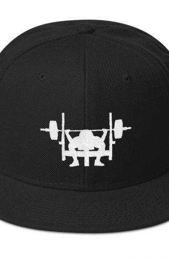 Snapback Bench Hat