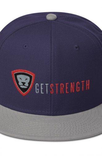 Getstrength Snapback Hat