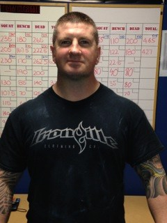 New World Front Squat Harness Records! Ray Owen and Peter