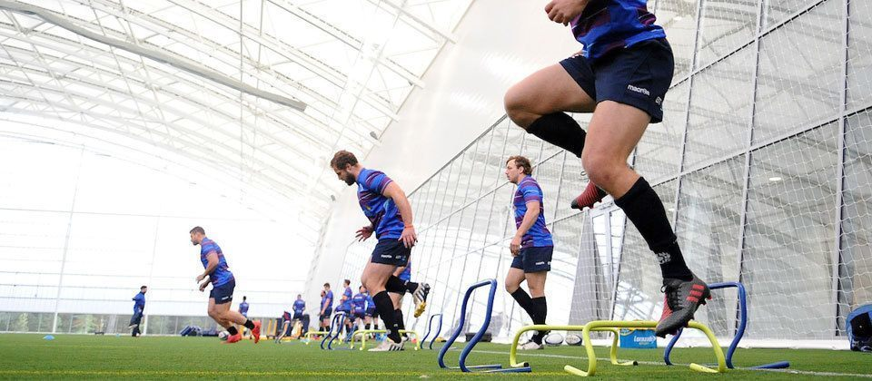 Off Season Strength Training for Club Rugby