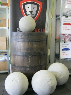 Atlas Stones Set