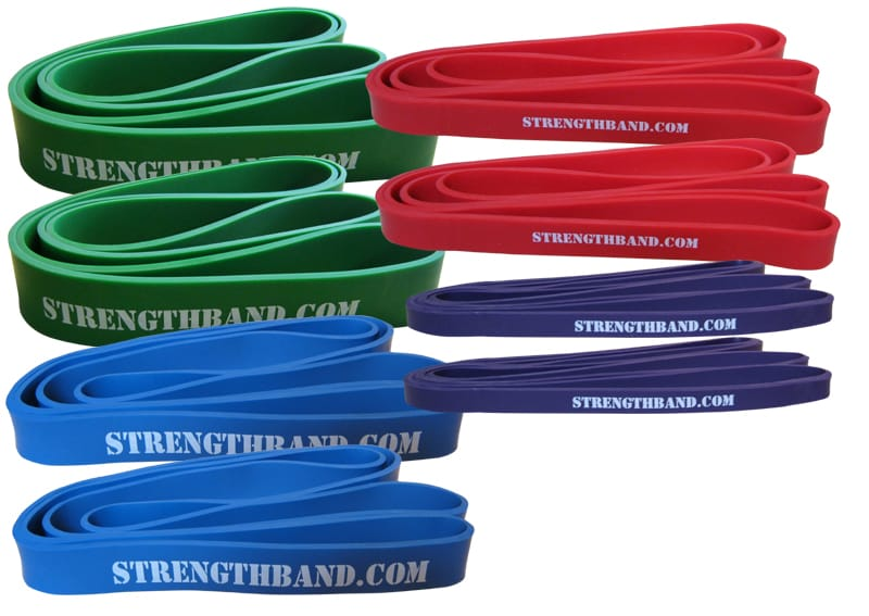 strength-bands