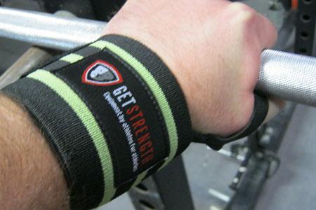 wrist wrap olympic