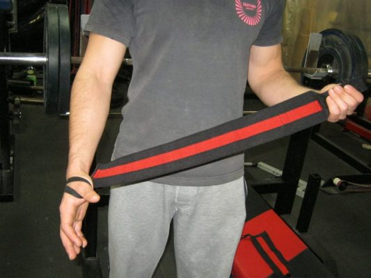 New Xfit Light Wrist Wraps